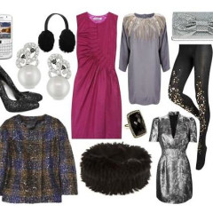 Nothing To Wear To Tonight's Holiday Parties? GofG Has You Covered (In Sequins And Fur)