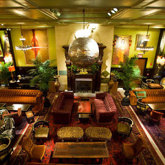 Top Five Bars With Fireplaces For Winter Coziness