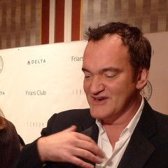 Quentin Tarantino At Friars' Club Roast: