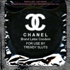 Chanel Condoms, Taking The Term Trend Whore To A Whole New Level