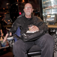 Share A Cab With Chuck Close; Spruce Up Your Travel Experience