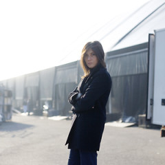 Daily Style Phile: Emmanuelle Alt Takes Carine Roitfeld Place. A Look At Her Minimalist, Rock Star Glamour