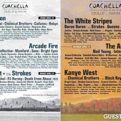 OFFICIAL COACHELLA 2011 LINEUP RELEASED!: Our Predictions Vs. The Real Thing