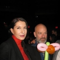 Sinfully Delicious Art: Marina Abramovic Creates A Dessert, Has Orgasm
