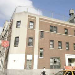 Stylish Hotel Rises From Salvation Army: A New Kind Of Hand-Me-Downs