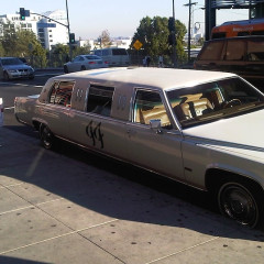 Foo Fighters Riding Low On The Streets Of L.A.