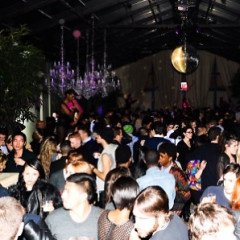 Last Night's Parties: Kanye West Makes It Rain, Chloe Sevigny Celebrates Waris
