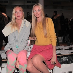 Daily Style Phile: The Clarins Heiresses Making A Splash At NYFW11