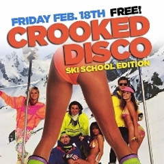 Of a Kind For GofG: What To Wear To Crooked Disco-Ski School Edition