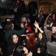 Last Night's Parties: Interpol Hangs With Vice, Sherri Shepherd Does Good Deed