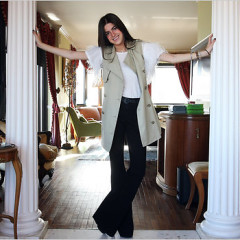 Daily Style Phile: The Man Repeller Leandra Medine
