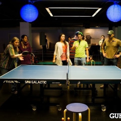The Free St. Patrick's Madness Brawl By Table Tennis Nation
