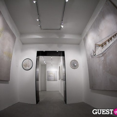 Chen Jiao's Solo Exhibition at Tally Beck