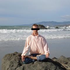 L.A. Times Finds Oblivious Granola Man In Santa Monica