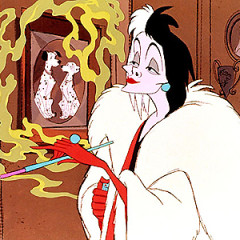 Why Don't You Channel ... Cruella de Vil?