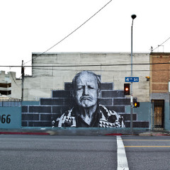 TED2011 Winner JR Hits L.A., Wants Our Help To Change The World With Street Art