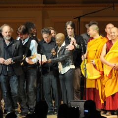 Last Night's Parties: Patti Smith Sings For Tibet, Alexandra Richards' Mom Presents Parenting Award