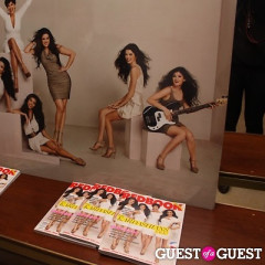 Kardashian Ladies Celebrate Redbook Cover, Kim Talks Movie Deal