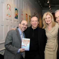 Art World Celebrates: Curation Nation and NYFA Artists Community Party