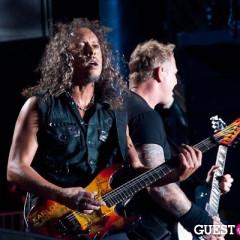 Metal Takes Over Coachella At The Big 4 Festival