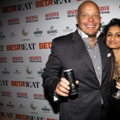 The Observer Celebrates The Launch Of BetaBeat