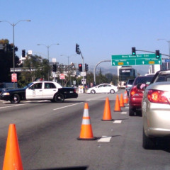 L.A. Obama Traffic Returns Today
