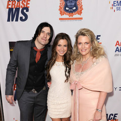 Stars (And Brandon Davis) Step Out For The 18th Annual Race To Erase MS Gala