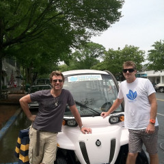 Hamptons Free Ride Gives Free Rides To Celebs, And Us