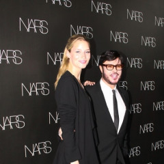 Francois Nars Celebrates His New Book With Designers, Models And Friends
