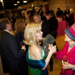 Hamish Bowles, Patricia Field & Other DIVAS Shop The Opera
