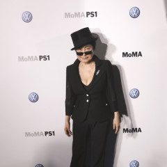 Madonna, James Franco & More Enjoy Live Performances At Volkswagen's Celebratory Dinner At MoMa