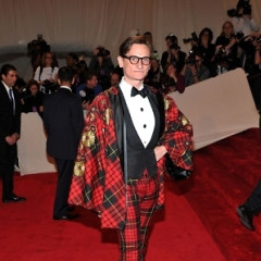 Daily Style Phile: Hamish Bowles, The Dandy