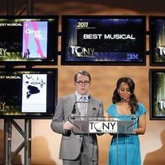 Tony Nominees Announced