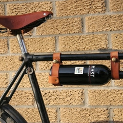 The Best Guests Come Bearing Gifts: Wine Rack For Your Bike, The Perfect Picnic Date Accompaniment