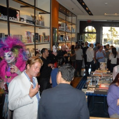 Bookmarc Draws Drag Queens & Locals For Jeremy Kost's Book Signing