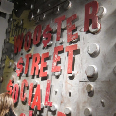 NY Ink's Wooster Street Social Club Opens, Tattoos Peter Davis