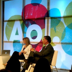 Philanthropy Is Sexy: Arianna Huffington and Brian Perkins Discuss Cause-Related Marketing