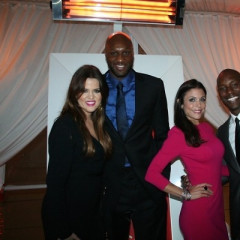 Khloe & Lamar, Gene Simmons, Bethenny Frankel Attend Forbes' Celebrity 100 Event
