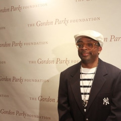 Karl Lagerfeld And More Come Out For Gordon Parks Foundation Awards