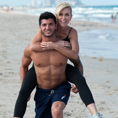 Tinsley Mortimer And Brian Mazza Are Dunzo
