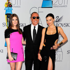 The 2011 CFDA Awards Bring Out The Fashion Elite
