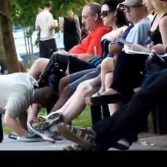 Dominatrix & Slave Hit McCarren Park. A Testament To New Yorkers Lack Of Shock