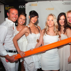 3rd Annual Pencils Of Promise White Party At AXE Lounge