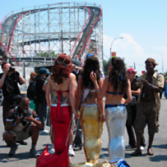 Coolest Looks From The Coney Island Mermaid Parade