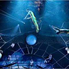 Last Night's Parties: Cirque du Soleil Zarkana Opens, Andre Saraiva Draws Crowd To Le Bain
