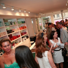 Last Night's Parties: New Yorkers Get Their Culture Fix, Food On The Move