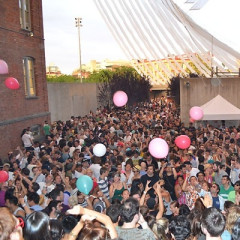 MoMA PS1's Warm Up Experimental Music Series Is Going Strong