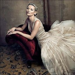 Kate Moss Weds Today! The Details On Moss-stock