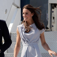 William & Kate's L.A. Visit In Pictures: Day 1