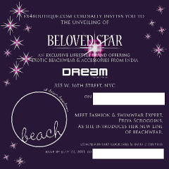 Today's Giveaway: Two Tickets to Fx4Boutique's Party at Dream Downtown (Invite Only)!
